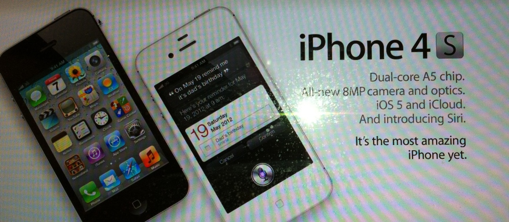 Getting Started With Your iPhone 4S (3/4)