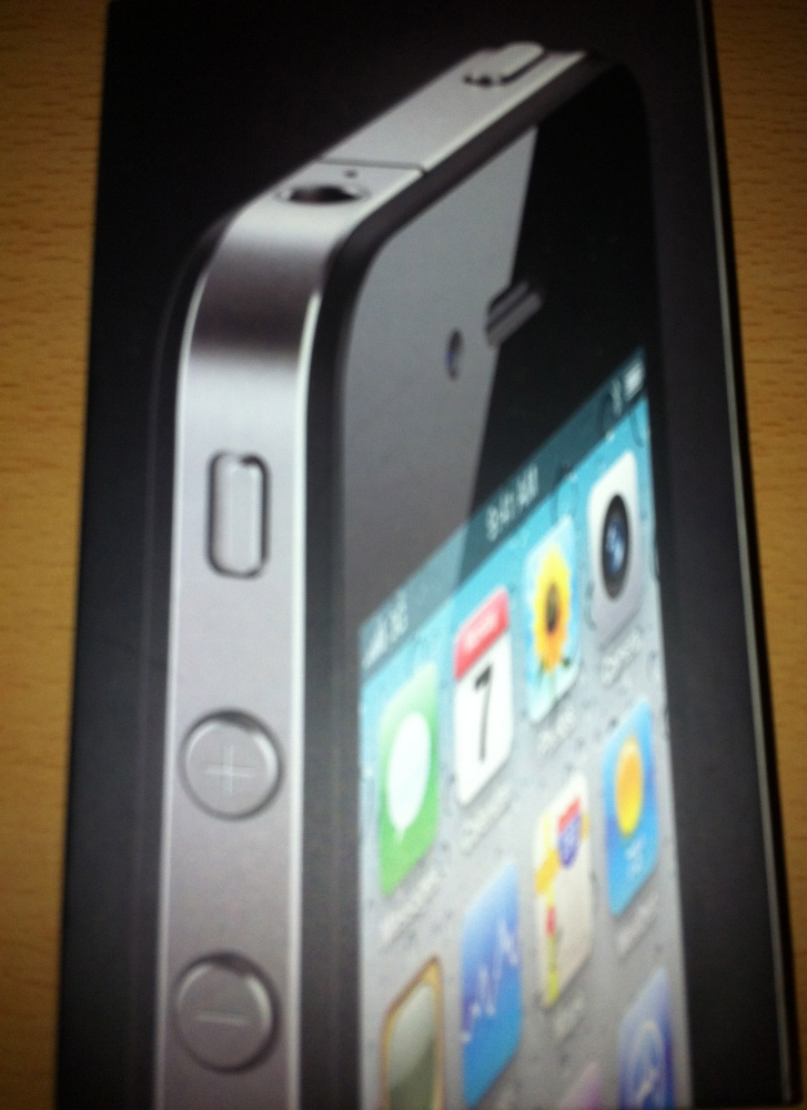 Getting Started With Your iPhone 4S (2/4)